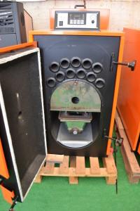 Caldaia biomassa d alessandro csi 20 ebay for D alessandro termomeccanica modello clp